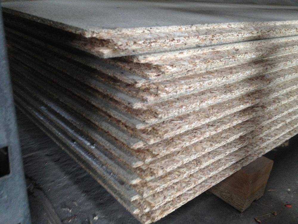 Chipboard flooring T&G