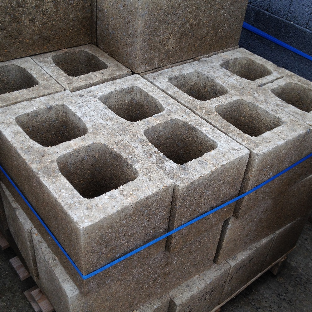 hollow block Hollow blocks are micro blocks which are hollow in the center of the block stone anticovers and jacketed wire/cable/bluewire.