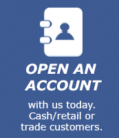 Open Account - Rhino Building Supplies